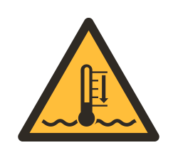 symbol for cold water
