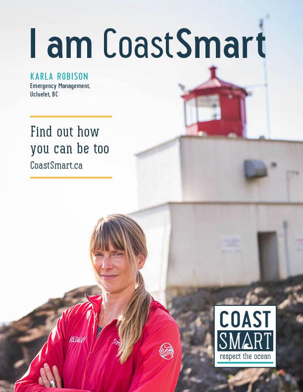 Karla Robison - I Am Coastsmart